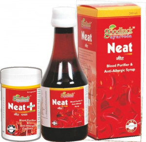 Active Blood Purification Syrup