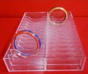 Acrylic Display Bangles Tray