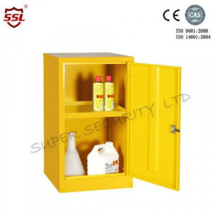 Adjustable Shelves Hazardous Storage Cabinet