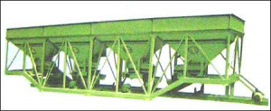 Cold Aggregate Feeder