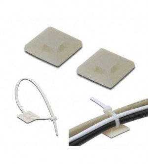 Adhesive Cable Tie for Wires