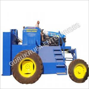 Tractor Mounted Aero Tiller