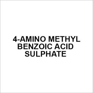 4-Amino Methyl Benzoic Acid Sulphate