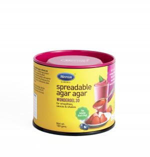 Meron Spreadable Agar Agar - Wonder Gel 30 (100 Grams)