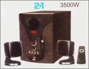 2.1 Speaker 3500W