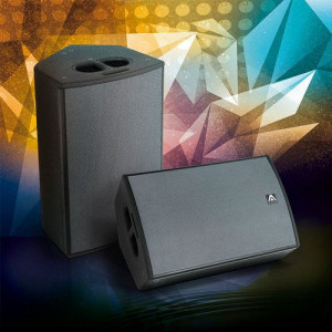 Coaxial Active Speaker System