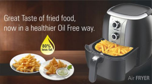 Air Fryer Banner