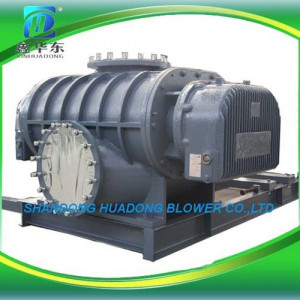 Three Lobe Air Cooled Vacuum Roots Blower