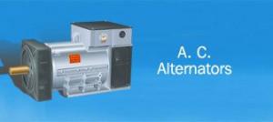A. C. Alternators