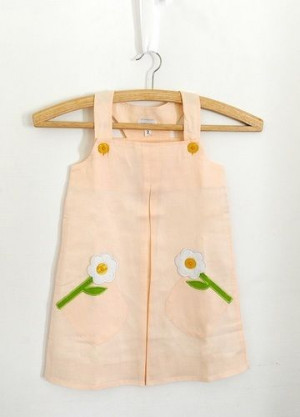 Pinnafore Dress