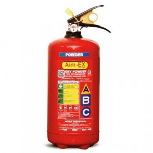 ABC Type Fire Extinguisher (4 Kg)