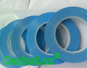 Panel Light Heat Dispation Blue Sticker