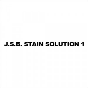 J.S.B. Stain Solution 1
