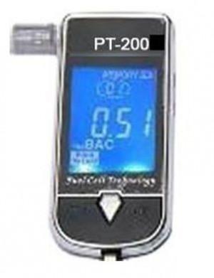 Digital Alcohol Breath Tester (PT200)