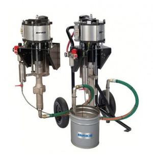 Binks Airless Pumps