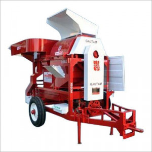 Double Crop Agricultural Thresher