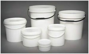 Adhesive Container