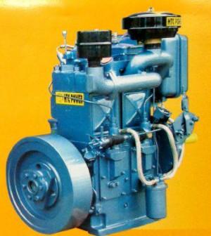 Industrial Air Cooled Diesel Engines