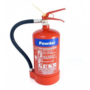 ABC 6kg Fire Extinguisher
