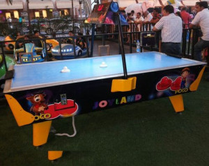 Air Hockey Pogo