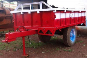 Agricultural Tractor Trolley