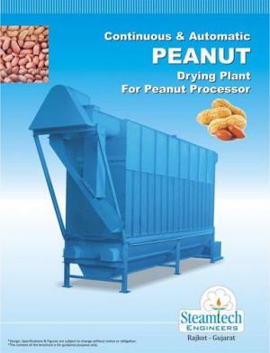 Peanut Drying Plant