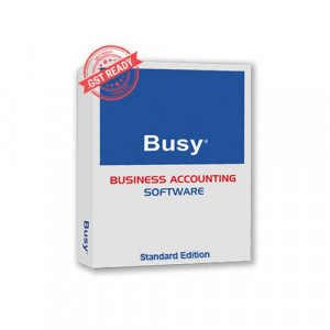 Busy Standard Accounting Software
