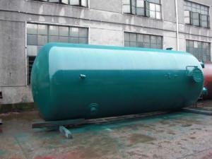 Sturdy Design Air Vessel