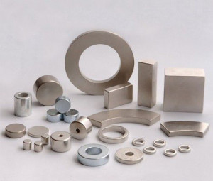 Tailor Made NdFeB Magnets