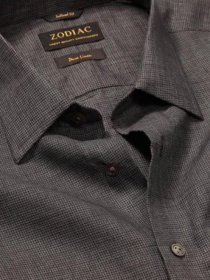 Tailored Fit Anthra Shirt