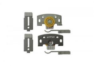 IPSA SL56 Sliding Roller for Wooden Door, Capacity 2 Door Set, One Set