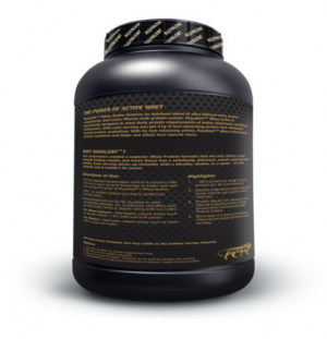 whey Active Back