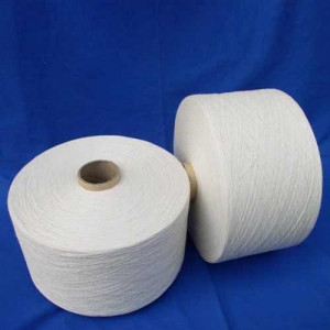 Acrylic Blended Cotton Yarn