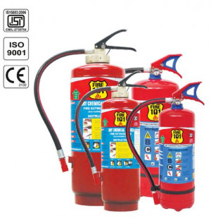 Fire Extinguisher ABC Dry Chemical