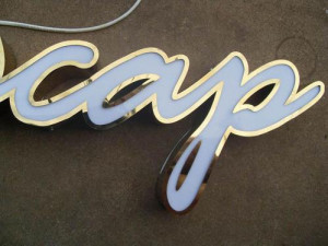 Led Acrylic Channel Letters