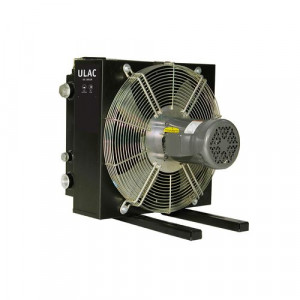 Air Oil Cooler with AC Motor ULAC Series