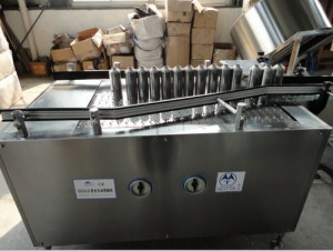 Industrial Aerosol Filling Machine