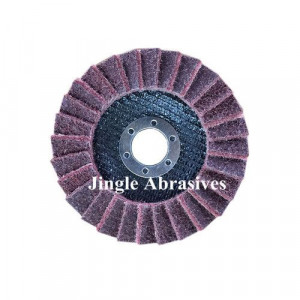 Non Woven Spindle Mounted Flap Wheels