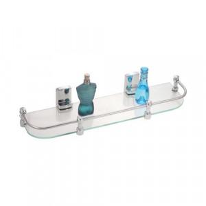 GLASS SHELF ABS ZIG-ZAG 5.1/2''X20''