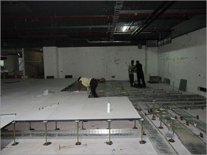 Bare Finished Calcium Sulphate Raised Access Floor