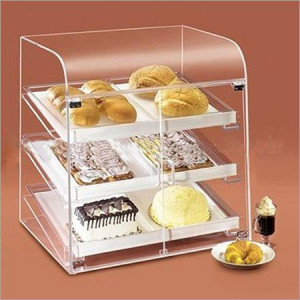 Acrylic Cake Display Box