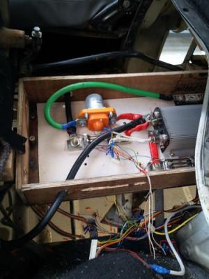 TWARIT Battery Vehicle Retrofit Kit