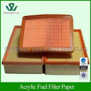 Panel Air Filter Paper