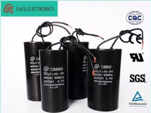CBB60 AC Capacitor For Water Pump Use