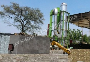 Agro Waste turbo dryer