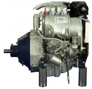 Air-Cooled Diesel Engine - Deutz Type F2L912