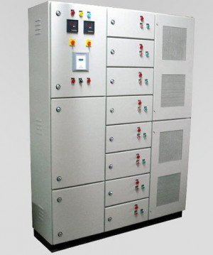 Control And Distribution Panel