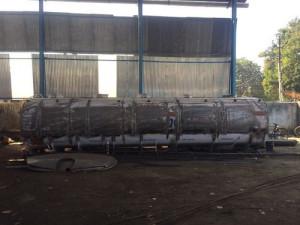 Acid Tank Repair & Coating
