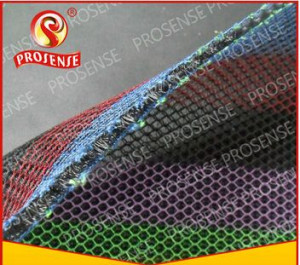 Prosense 3D Air Mesh Fabric For Seat Covers (Red-Green-Blue-Purple-Black)