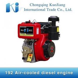 192 Air Cooled Diesel Engine